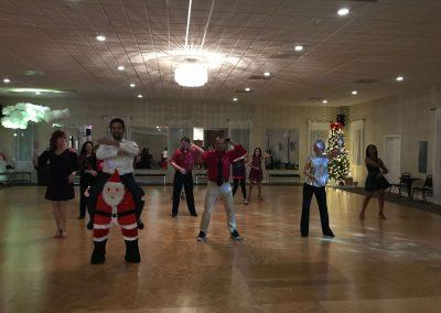 All About Ballroom dance studio, Christmas Macarena